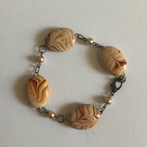Jewelry - Copper and Brown Bracelet
